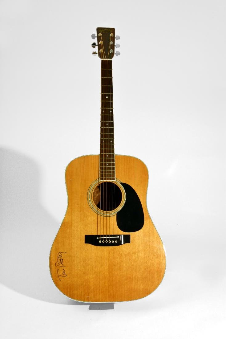 Tom Petty's Takamine EF-360 S