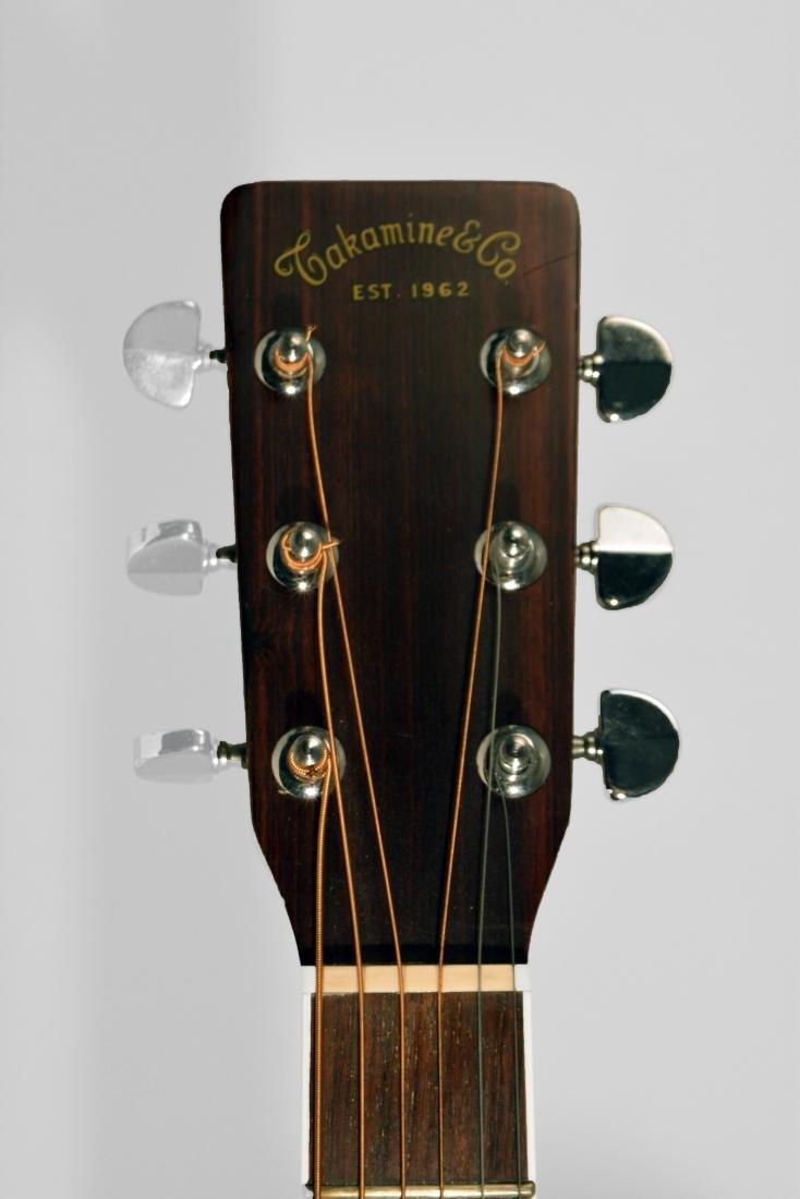 Tom Petty's Takamine EF-360 S - 5