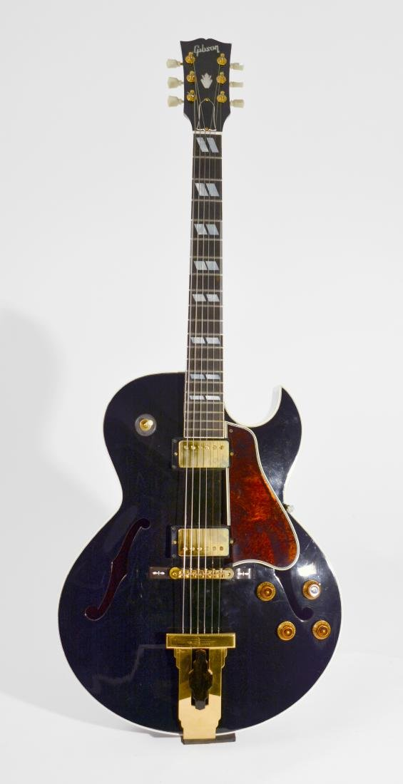 David Bowie's Owned and Played 1989 Gibson L4