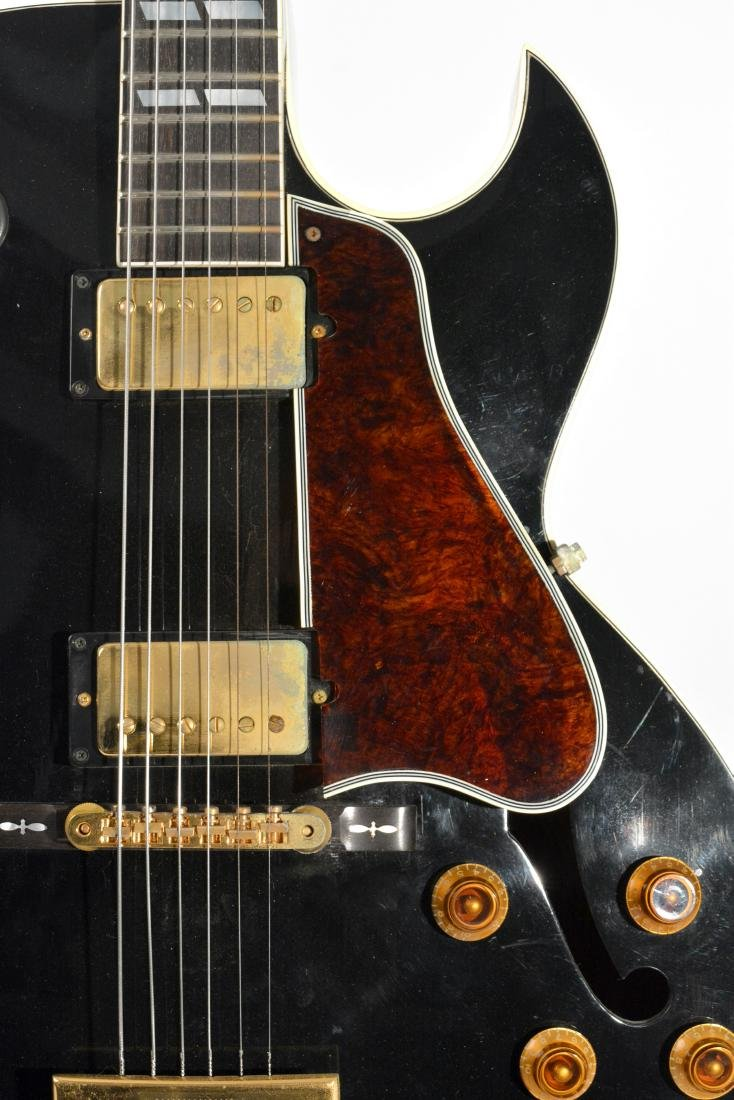 David Bowie's Owned and Played 1989 Gibson L4 - 4