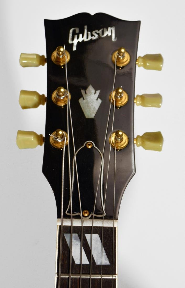 David Bowie's Owned and Played 1989 Gibson L4 - 5