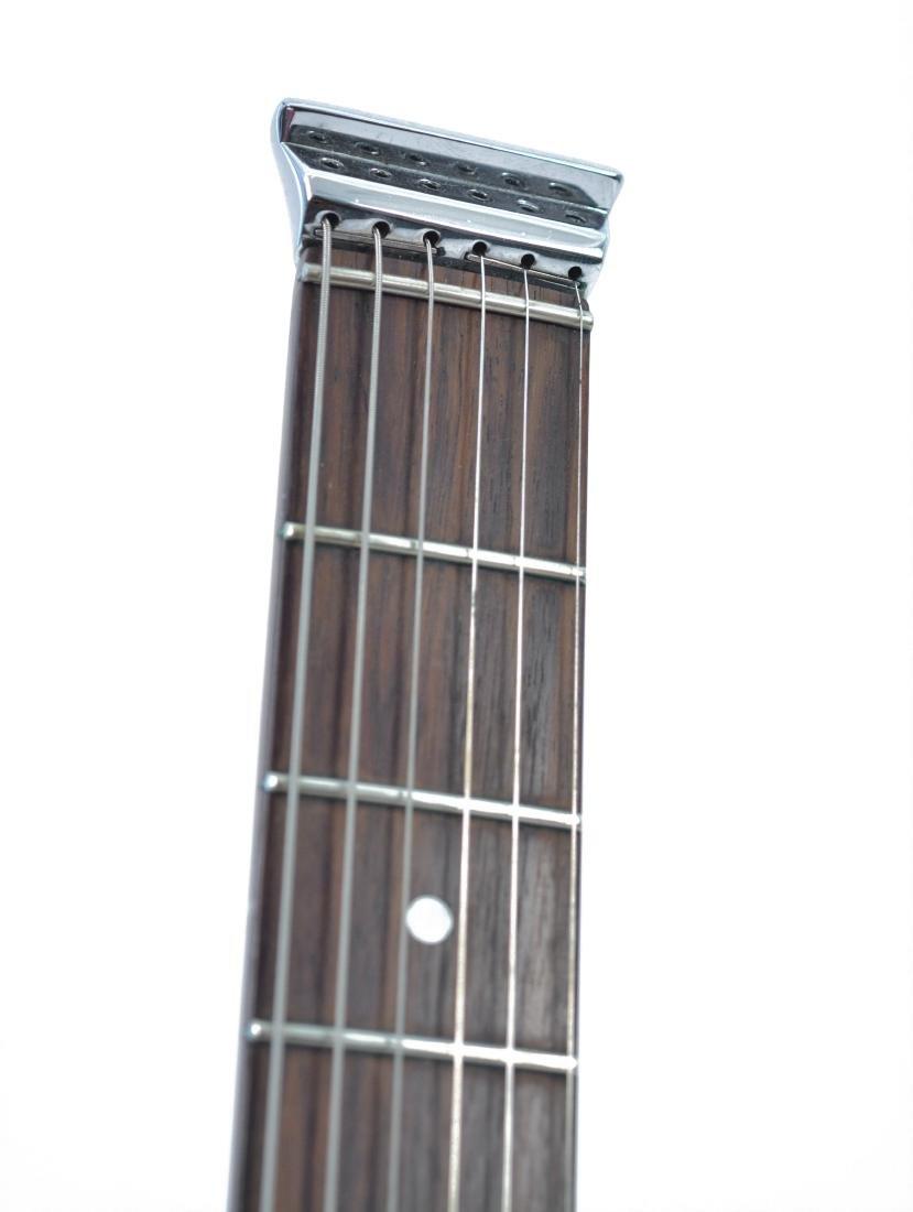 Johnny Winter Black Erlewine Lazer Guitar - 8