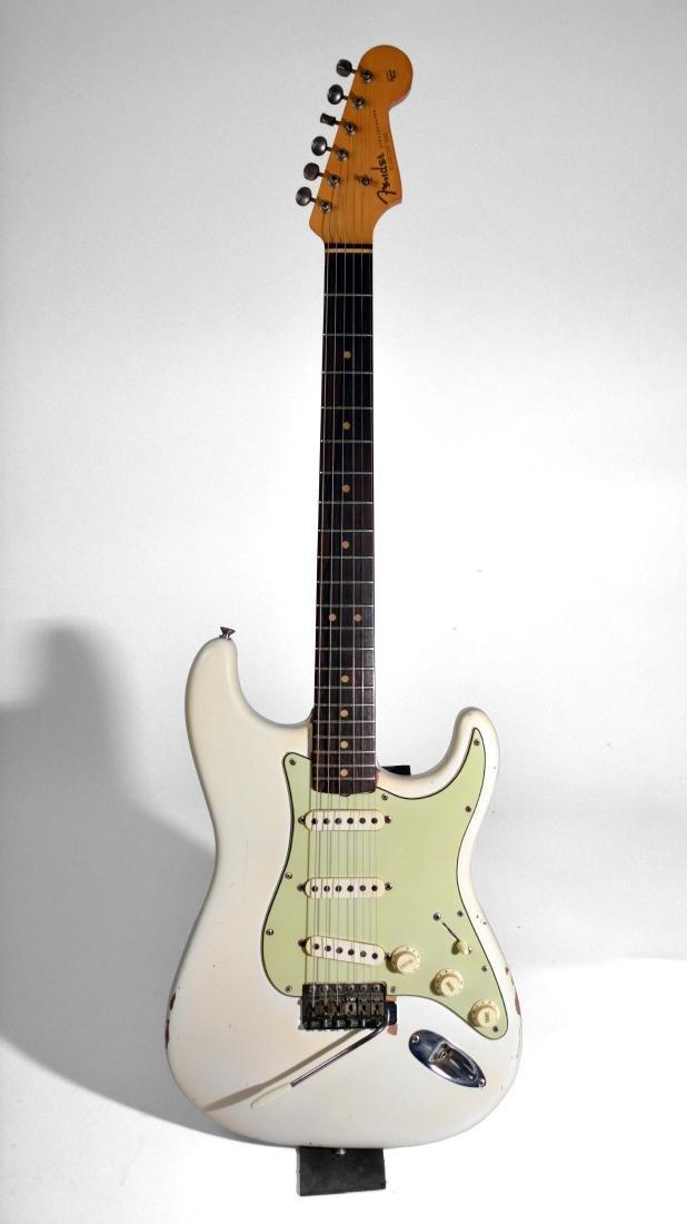 Jimi Hendrix's 1963 Fender Stratocaster