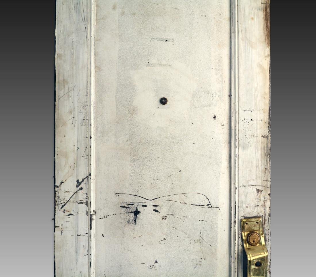 Chelsea Hotel Door Room #832 - 3