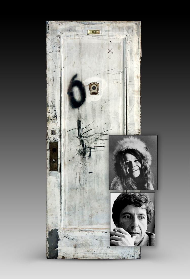 Janis Joplin / Leonard Cohen / Joni Mitchell