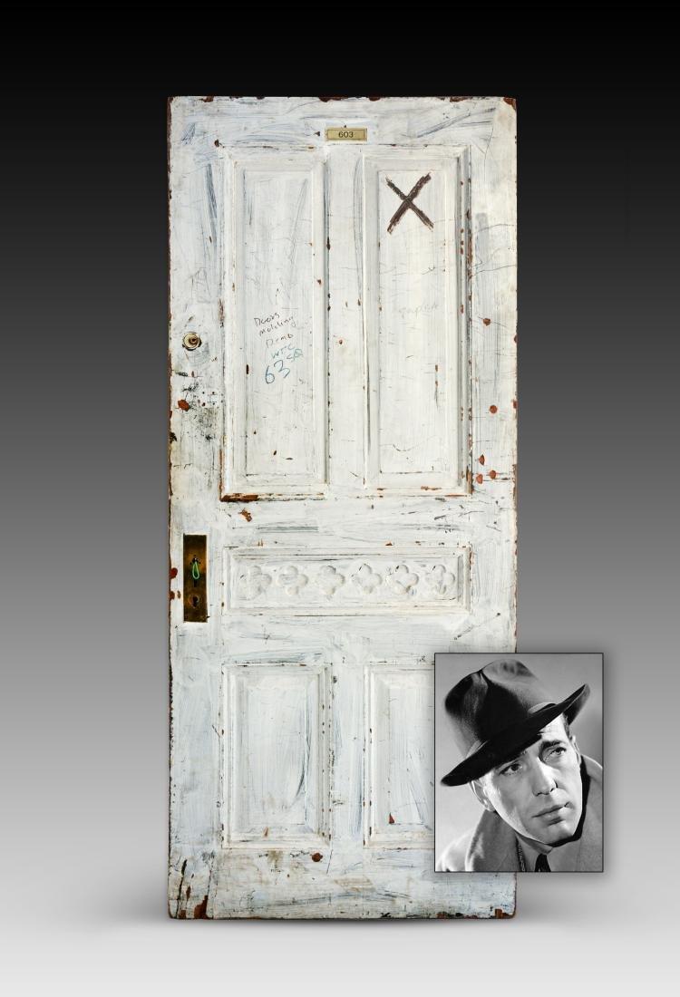 Humphrey Bogart / Paul Bowles