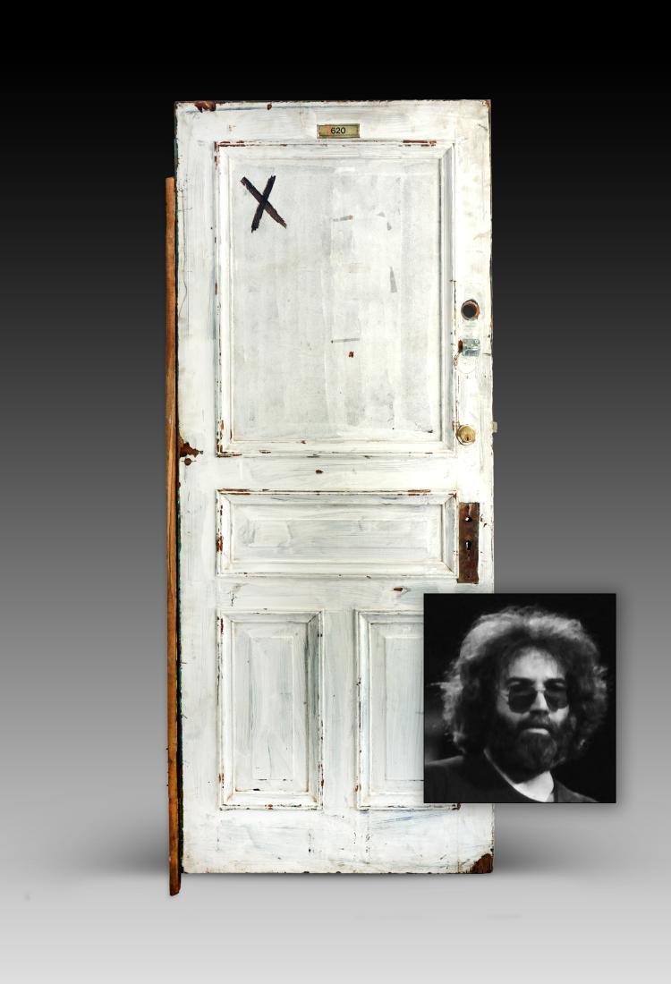 Jerry Garcia / Charles James