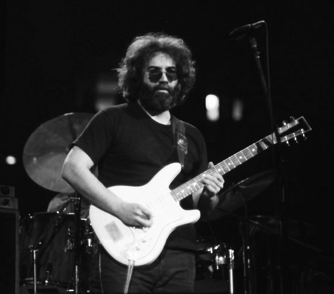 Jerry Garcia / Charles James - 3