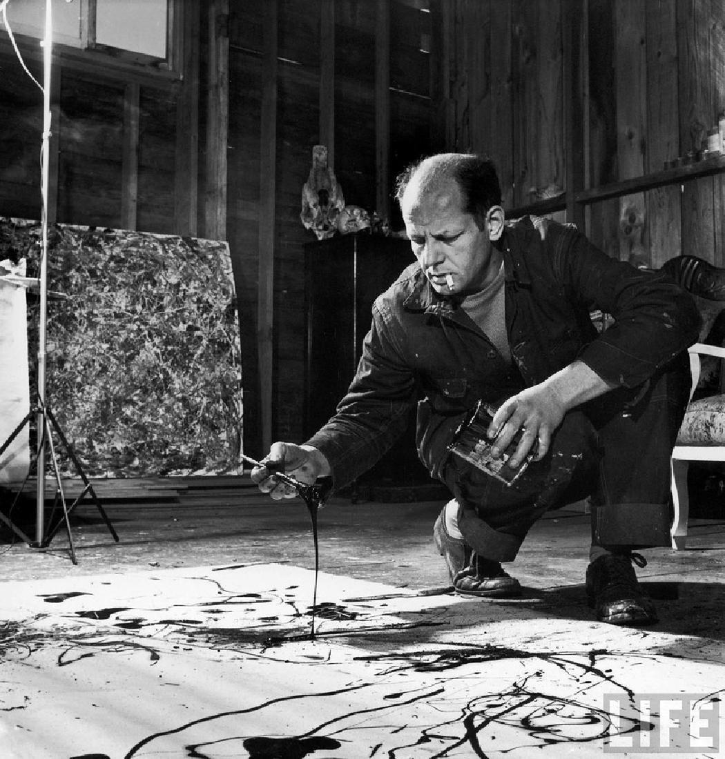 Jackson Pollock - 3