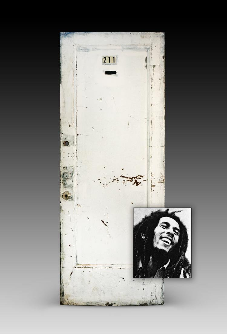 Bob Marley / Bob Dylan / Lee Jaffee