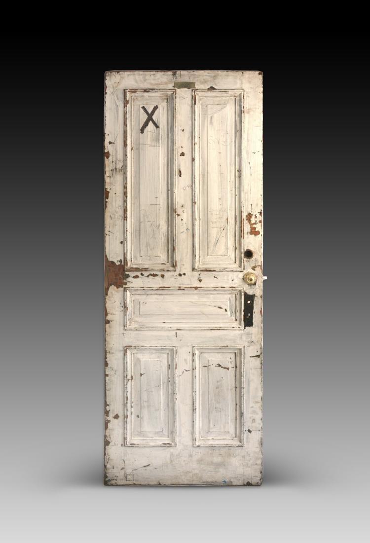 Chelsea Hotel Door to Room #622