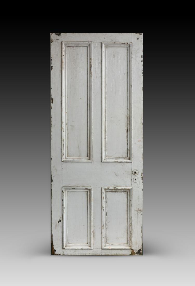 Chelsea Hotel Door