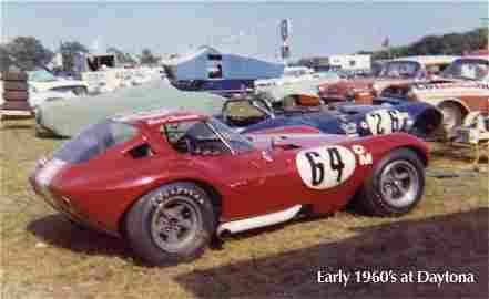 1963 Cheetah Race Car