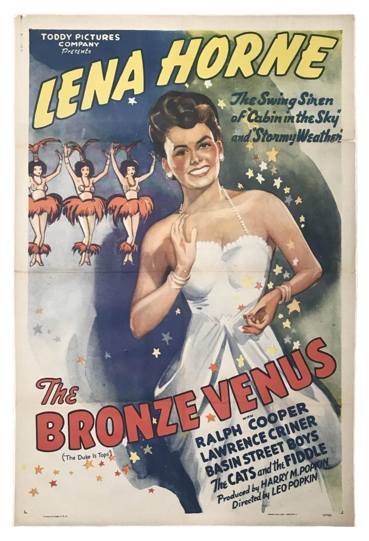 The Bronze Venus Movie Poster 1955