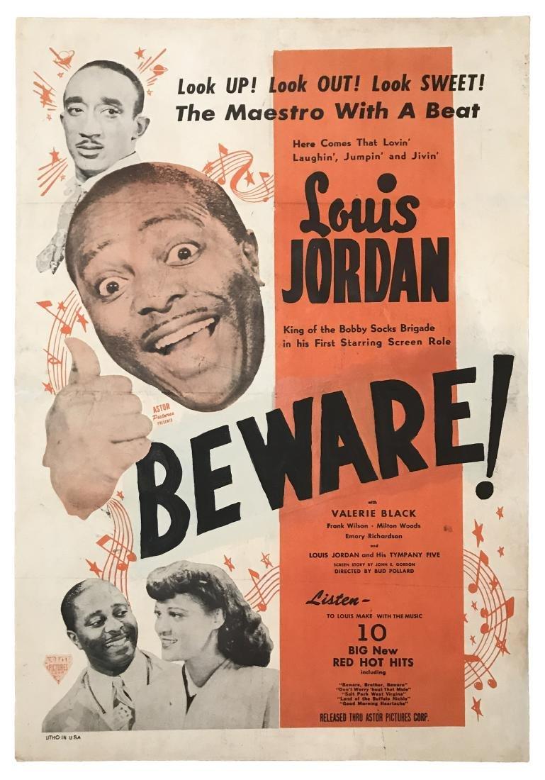 Beware Movie Poster 1946