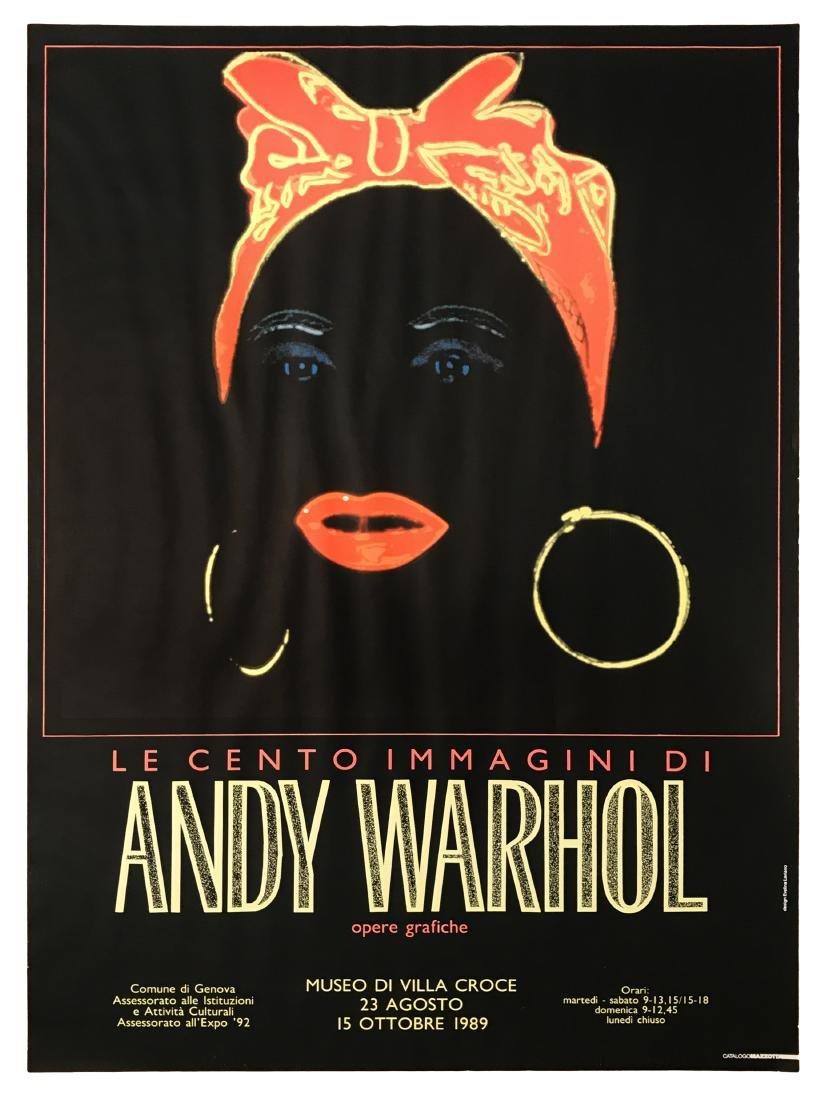 Le Cento Immagini Di Andy Warhol