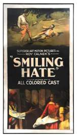 Smiling Hate Movie Poster, c. 1924