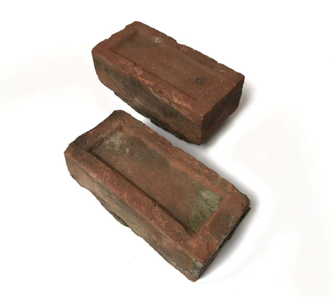2 Bricks from the Chimney of the Rosa Parks Family Home