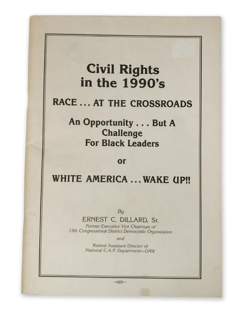 Civil Rights in the 1990s: Race at the Crossroads