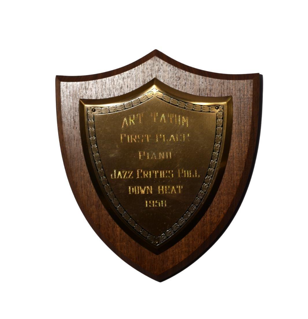 Jazz Critics Poll Down Beat Award, 1956