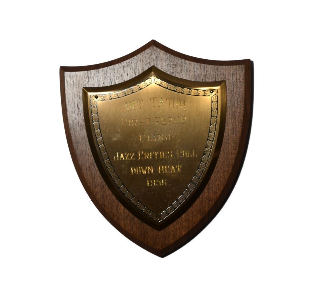Jazz Critics Poll Down Beat Award, 1956 - 2