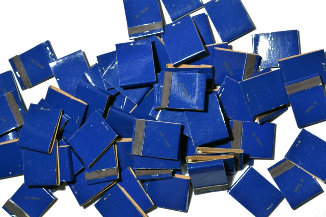 Art Tatum Matchbooks - 2