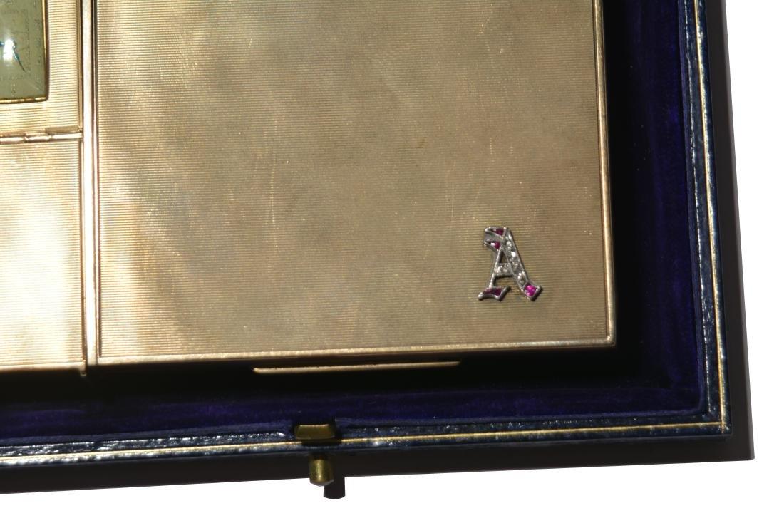 Art Tatum's Dunhill Cigarette Case, Lighter & Watch - 2