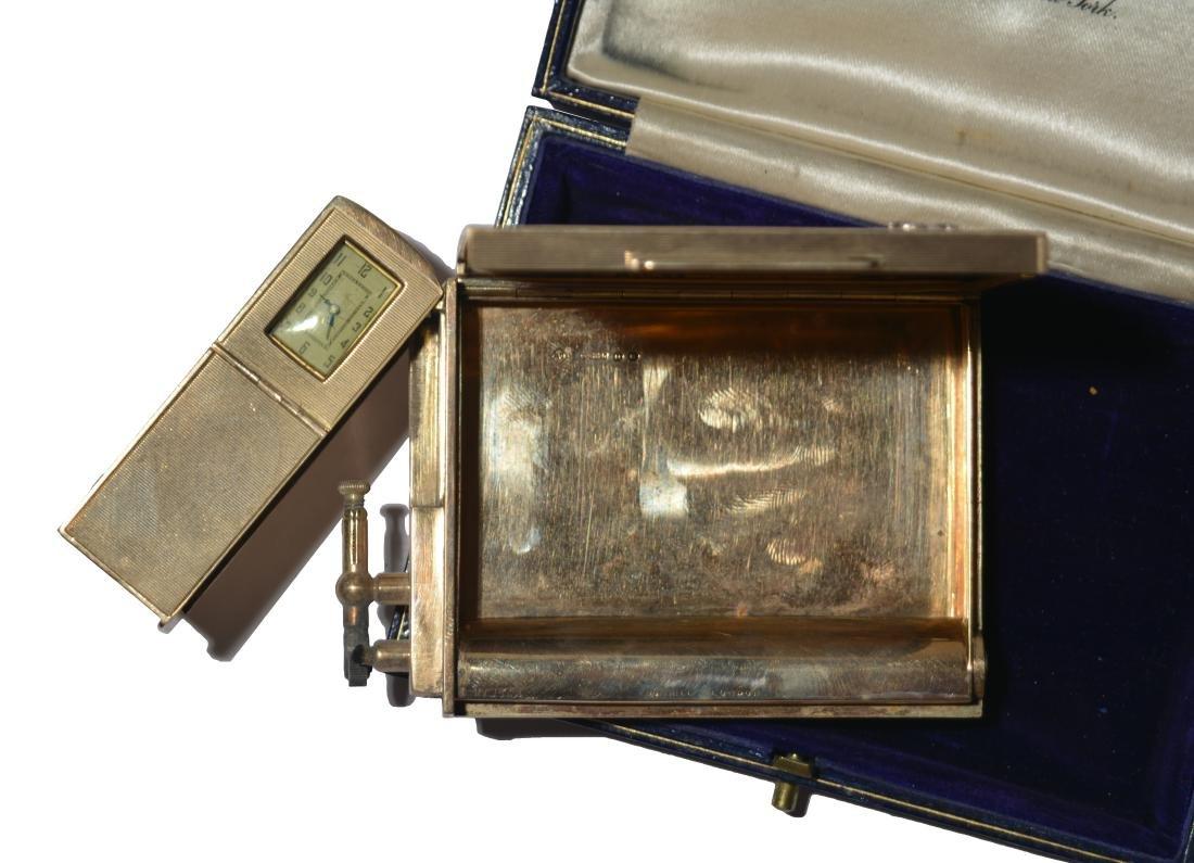 Art Tatum's Dunhill Cigarette Case, Lighter & Watch - 4