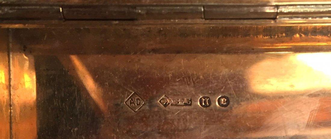 Art Tatum's Dunhill Cigarette Case, Lighter & Watch - 5