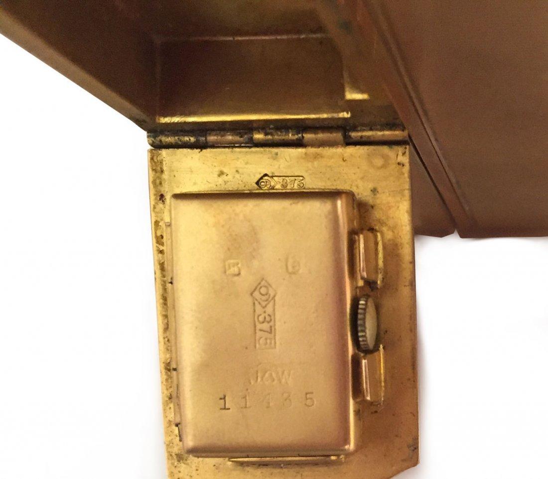 Art Tatum's Dunhill Cigarette Case, Lighter & Watch - 7