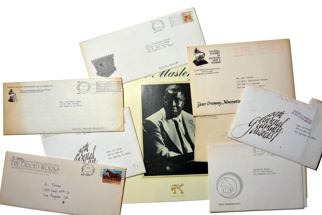 Art Tatum Posthumous Recognitions