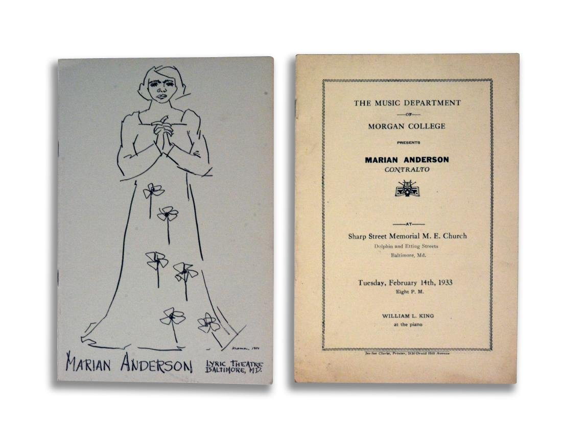 Marian Anderson Collection - 4
