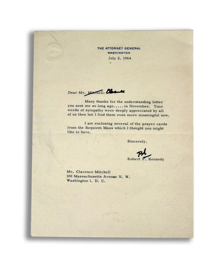John F. Kennedy/Robert F. Kennedy