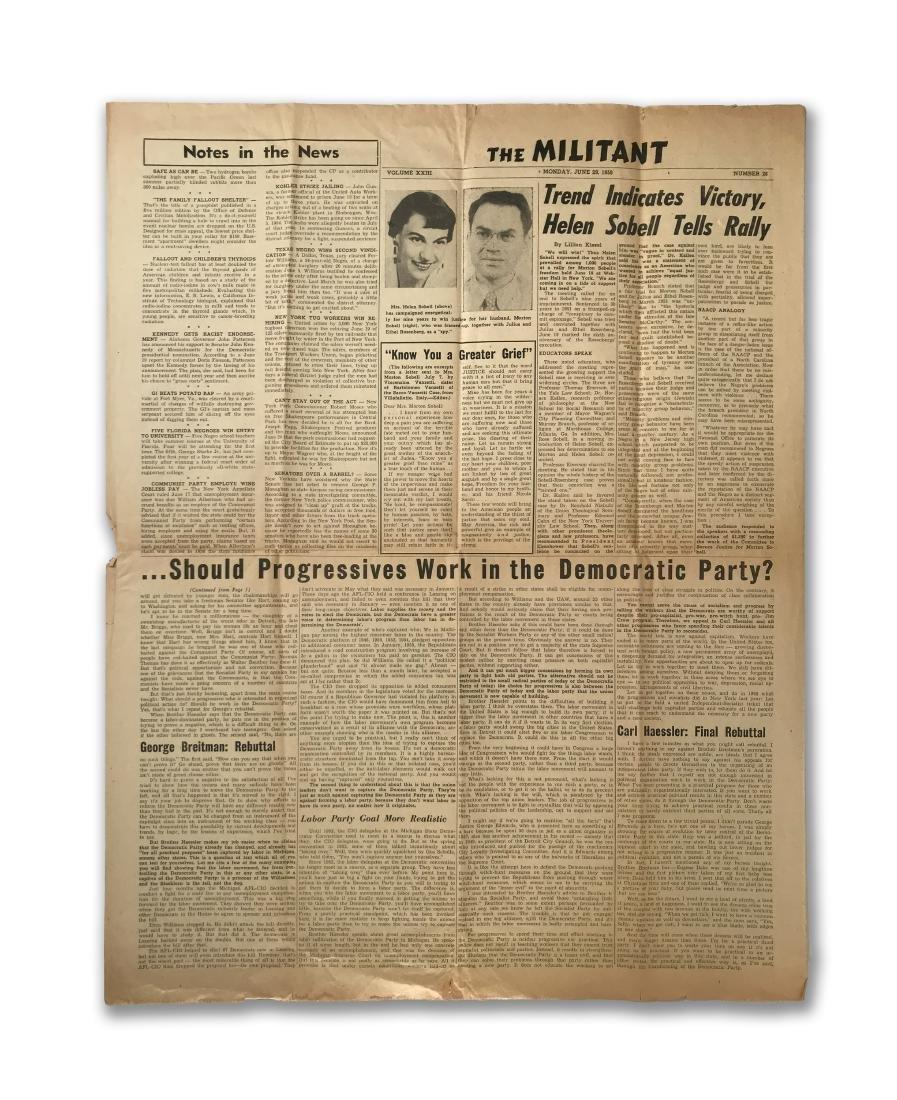 The Militant - 2