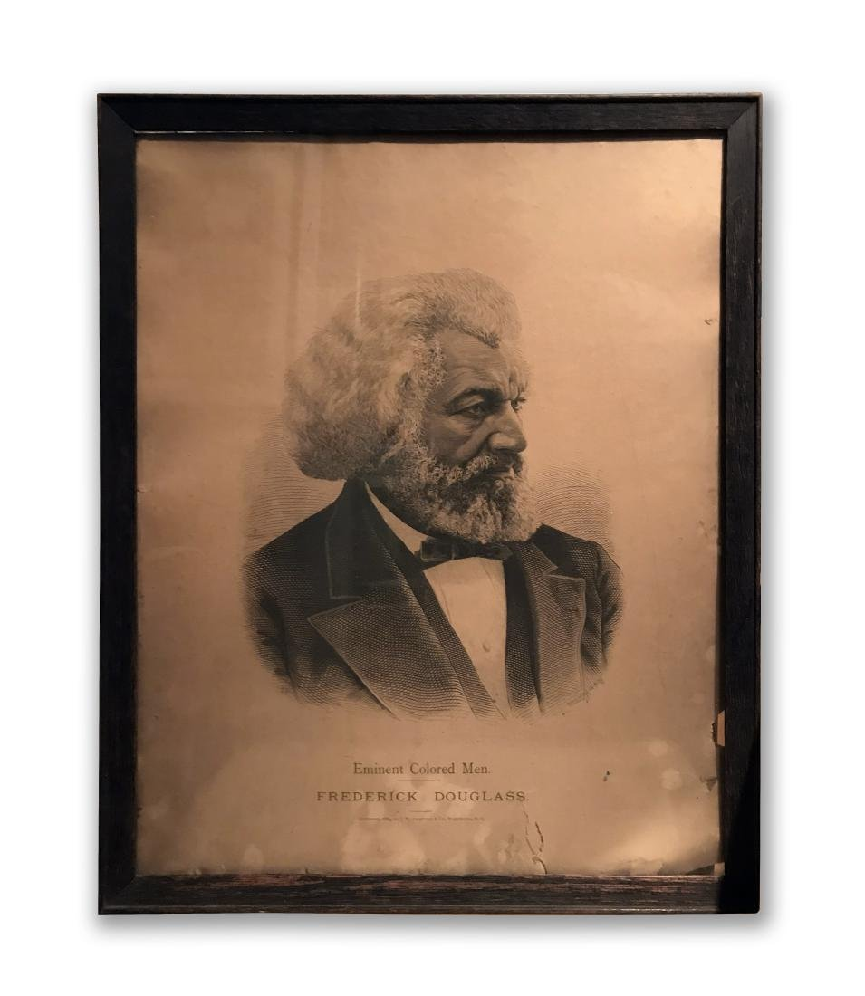 Frederick Douglass Engraving