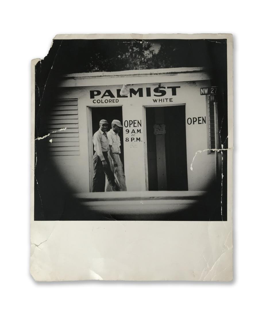 """Palmist"" Look Magazine Photograph"