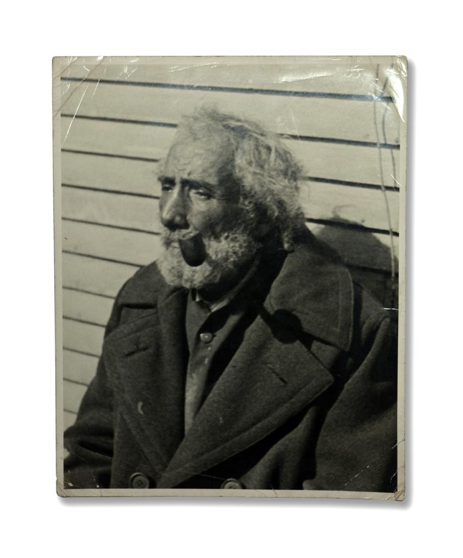 Gordon Parks signed original photograph