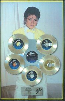 "23: ""Thriller"" Award Presented to Janet Jackson"