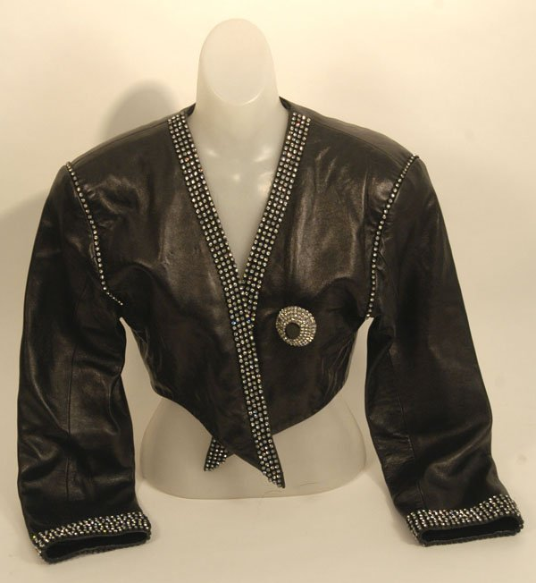 326: La Toya Rhinestone Jacket