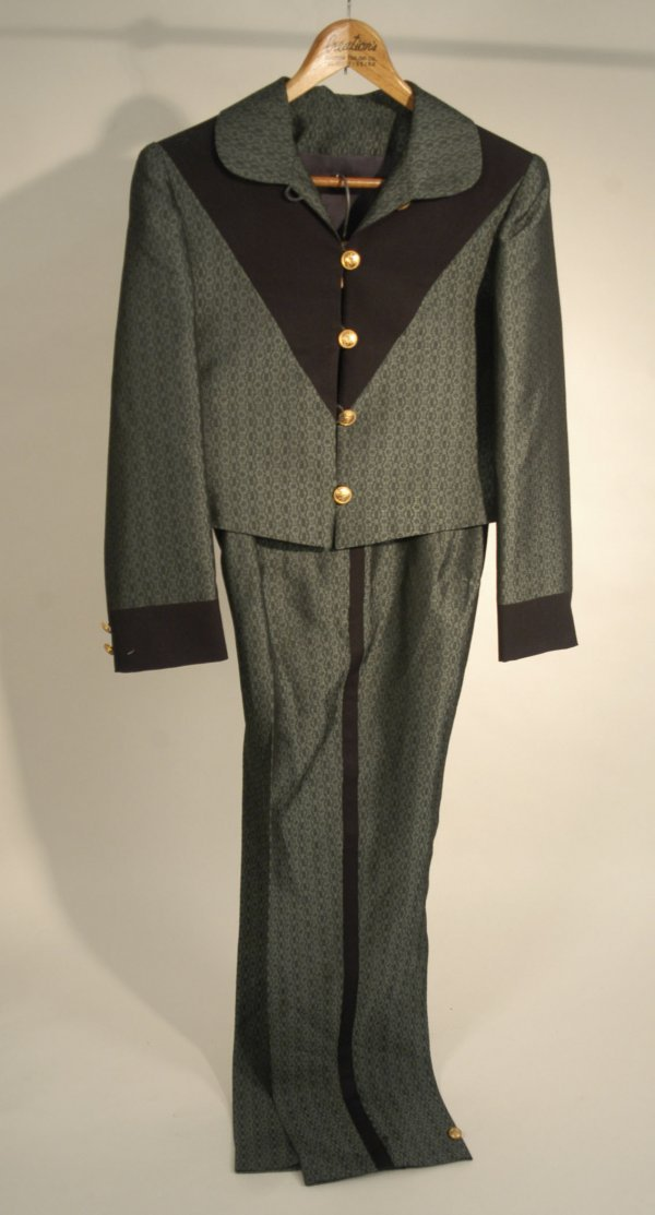 344: Early Jacksons Performance Suit