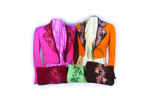 """355: Jackson 5 """"Sonny and Cher Show"""" Costumes, c. 74"""