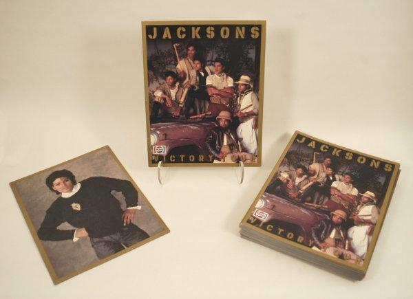 561: Jacksons 1984 Victory Tour Programs
