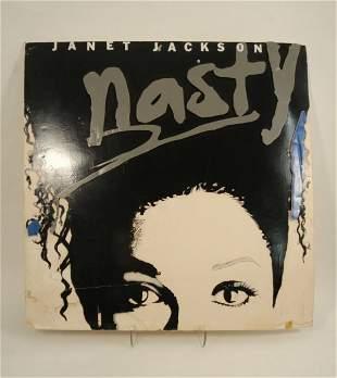 "565:  Janet Jackson ""Nasty"" Promotional Display"