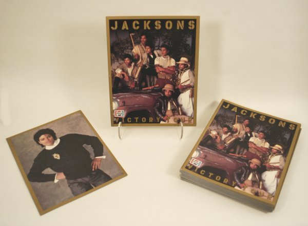 567: Jacksons 1984 Victory Tour Programs