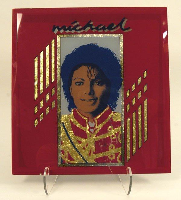 574: Michael Jackson Mirror Image