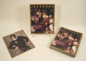 575: Jacksons 1984 Victory Tour Programs