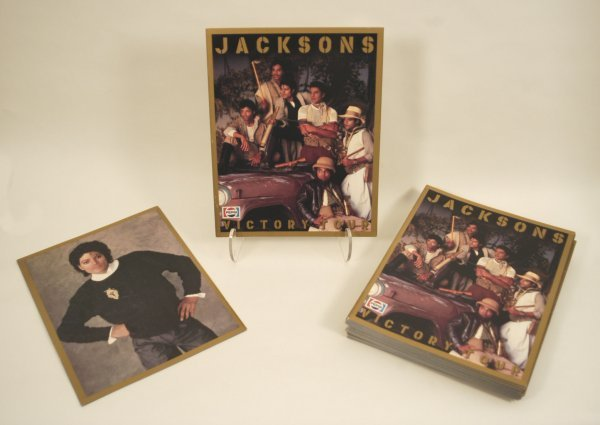 575: Jacksons 1984 Victory Tour Programs