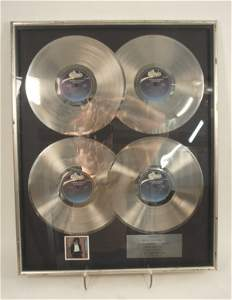 "594:  Epic Multi-Platinum ""Off The Wall"" Presentation"