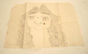808: Janet Jackson's Drawing of LaToya