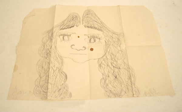 808: Janet Jackson's Drawing of LaToya
